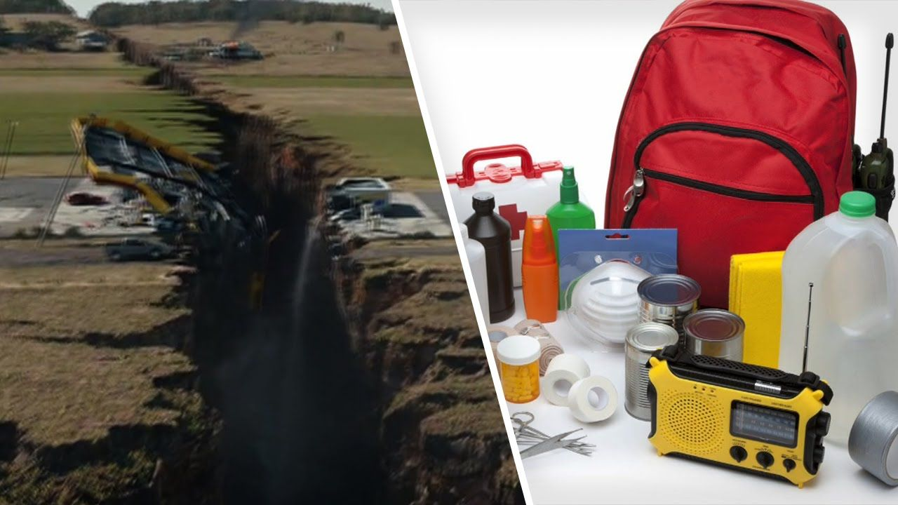 """San Andreas"" Movie Spikes Earthquake Kit Sales"