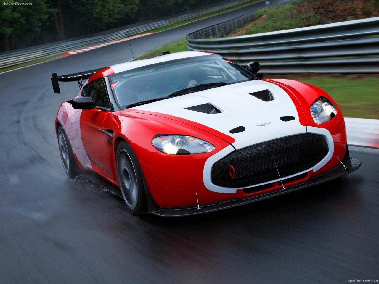 2011 Aston Martin V12 Zagato Racecar Aston Martin V12 Aston Martin Aston Martin Lagonda