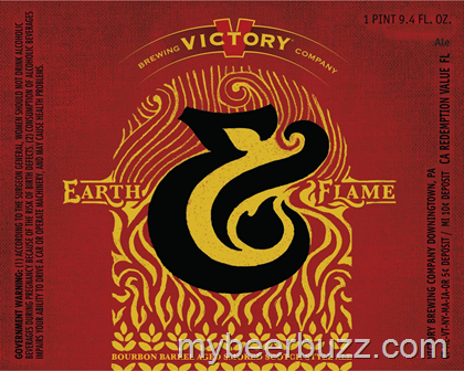mybeerbuzz.com - Bringing Good Beers & Good People Together...: Victory / Earth bread & Brewery - Earth & Flame Bo...