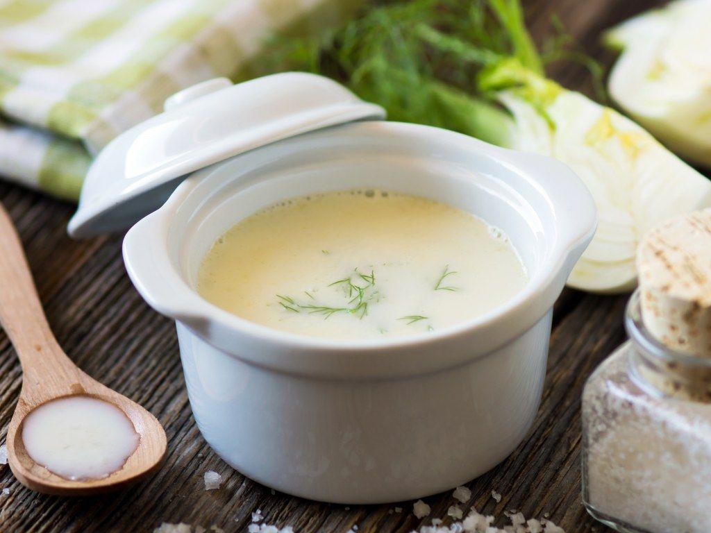 Soupe au fenouil et à la courgette | Recette | Recettes de