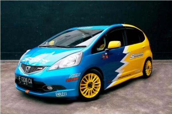 Modifikasi Honda Jazz Rs Terbaru Dengan Gambar Honda Fit