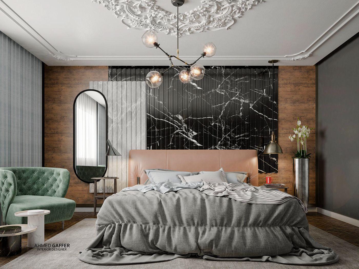Master Bedroom Interior Design On Behance Master Bedroom Interior Design Master Bedroom Interior Luxury Master Bedroom Design Interior design bedroom images
