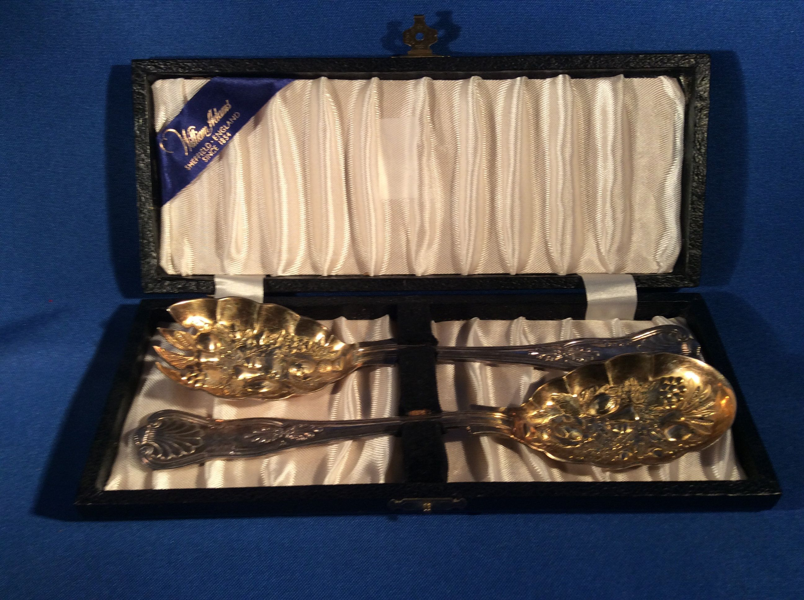 Vintage English Sheffield Made Unfinished Windsor Small Tea Spoon Cutlery Silverware Flatware PRICED INDIVIDUALLY c1960/'s  English Shop