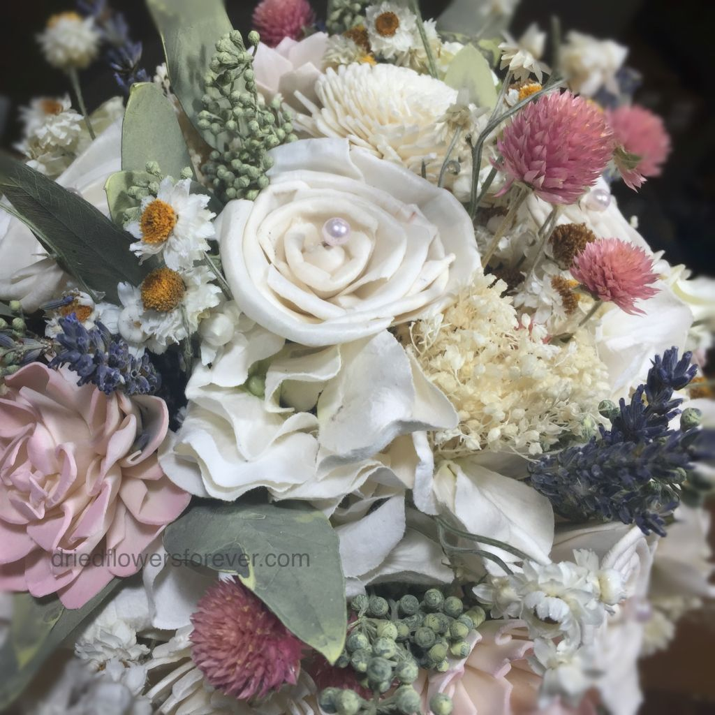 Dried Flowers Forever in Madison, WI   Wedding Bouquet - Natural ...