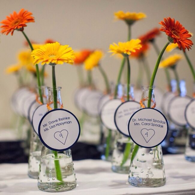 Favors/place holders