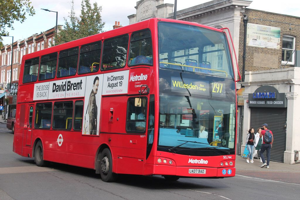 Metroline Lk07 Bao London Bus London Transport Bao
