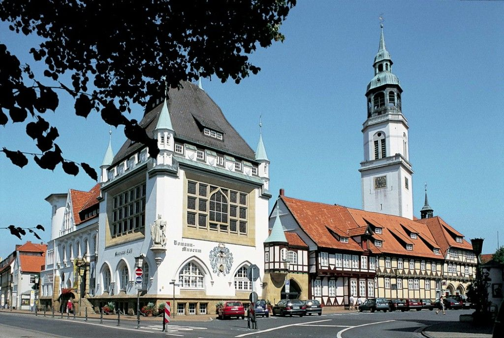 My paternal great grandmother was born and raised in Celle, Germany.
