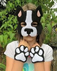como hacer una mascara de perro paso a paso Buscar con