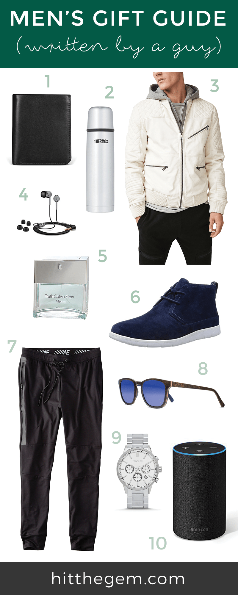 Holiday Gift Guide: Best Presents for Men | Holiday gift guide ...