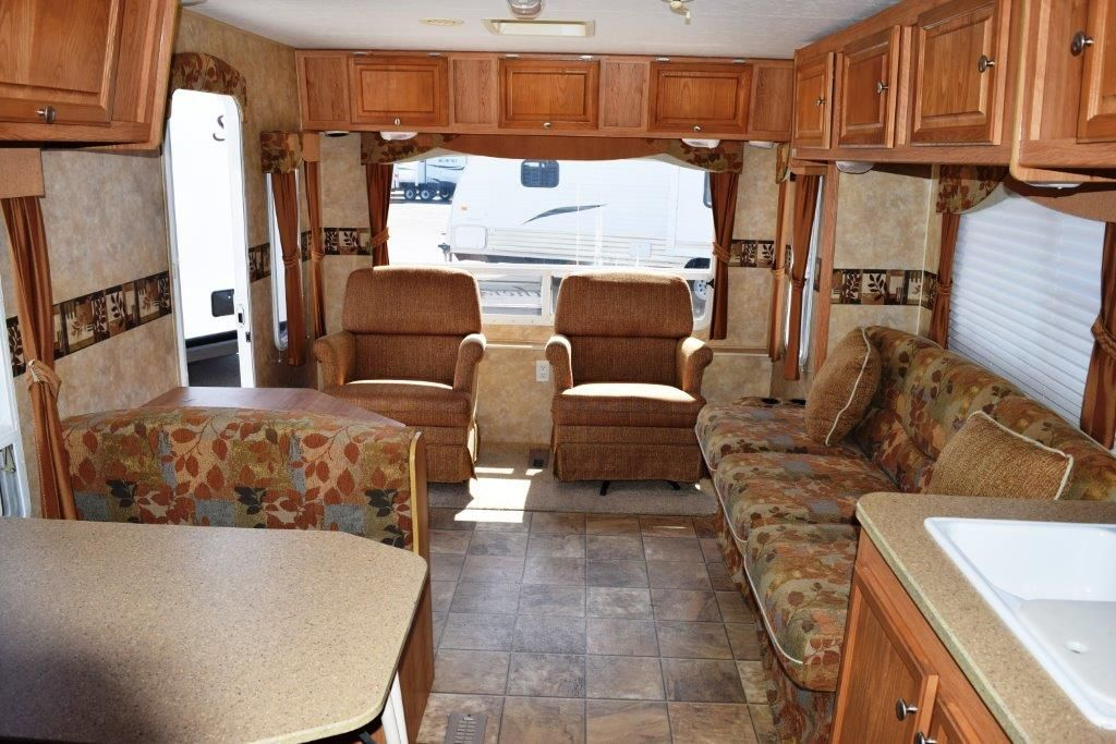 2007 Jayco Jay Feather Stock Hkm013a Giant Rv Bath Remodel
