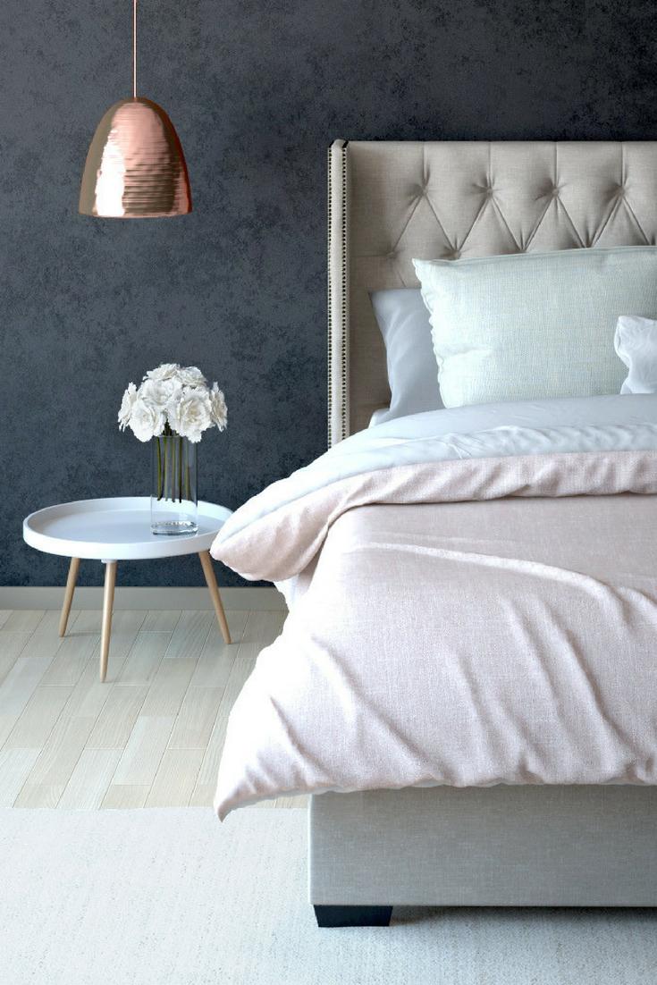 Wunderbar Stella Gas Lift King Size Bed Frame #brosadesign Www.brosa.com.au