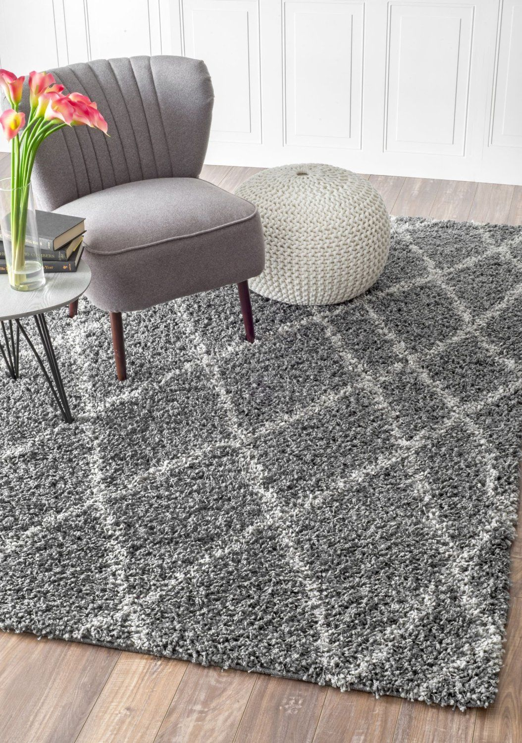 shag rug gray design ideas modern luxury  rugs carpet ideas  - shag rug gray design ideas modern luxury  rugs carpet ideas