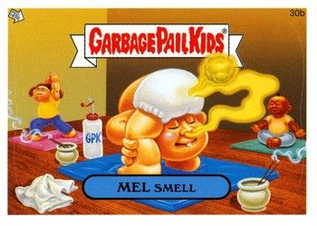 Pin By Victoria Bernick On Stuff I Loved When I Was A Kid Garbage Pail Kids Cards Garbage Pail Kids Kids Stickers
