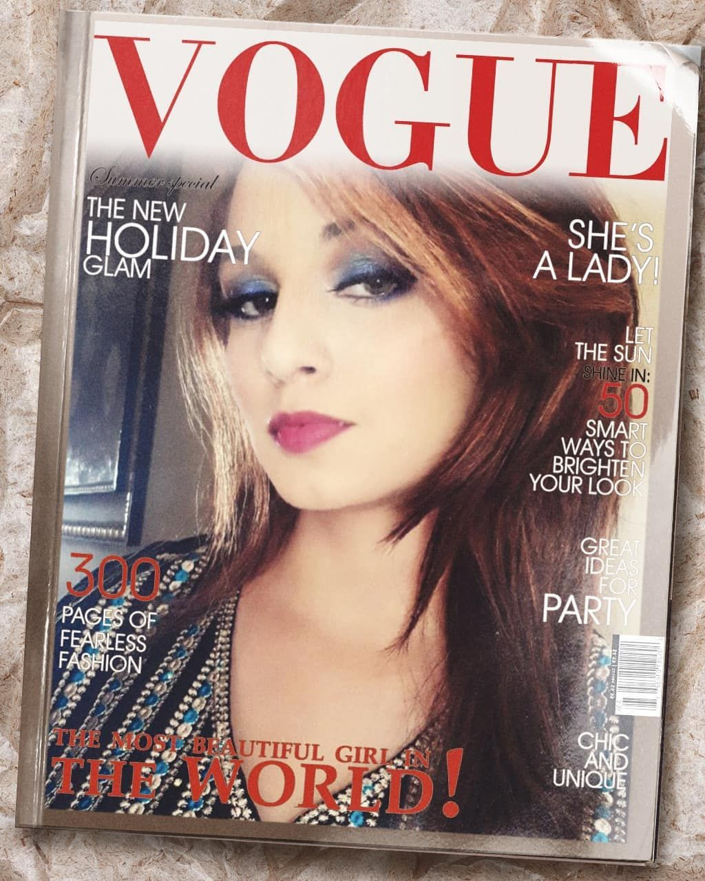 ... Vogue Challenge 📸 Pretty much the only chance I'll ever get so why not 😂 __________________ Vogue template from Pho.to __________________ #vogue #voguechallenge #magazine #magazinecover #fun #cool #cute #amazing #love #me #selfie #girl #makeup #beauty #edit #fashion #style #photo #photography #photooftheday #picoftheday #bestoftheday #instagood #instadaily #instagram #instafashion #instalike #instafollow #igers #igdaily