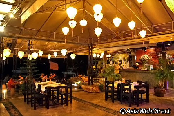 Happy Elephant Bophut And Fishermans Village Restaurants Dining