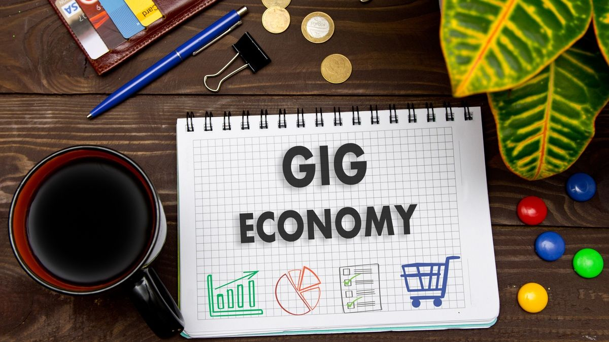 "La economía ""Gig"" I Patricia Canepa Economy, Work"