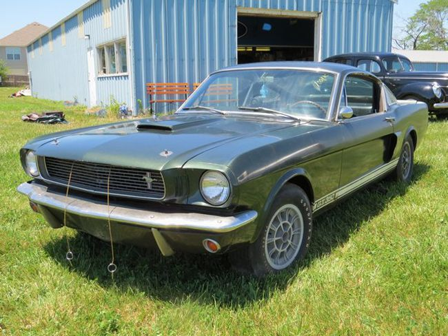 Shelby Mustang to highlight Ken Brownlee auction