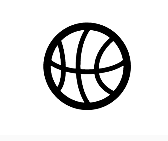 Basketball Icon In Android Style This Basketball Icon Has Android Kitkat Style If You Use The Icons For Android Apps We Recommen Icon Android Icons Icon Pack