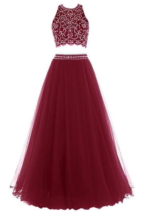Beaded Prom Dress 2f650e8fd588