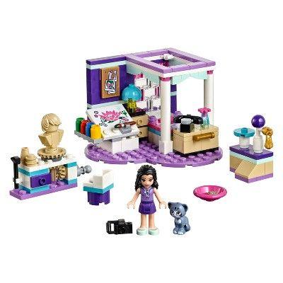 Lego Friends Emmas Deluxe Bedroom 41342 Legos Lego