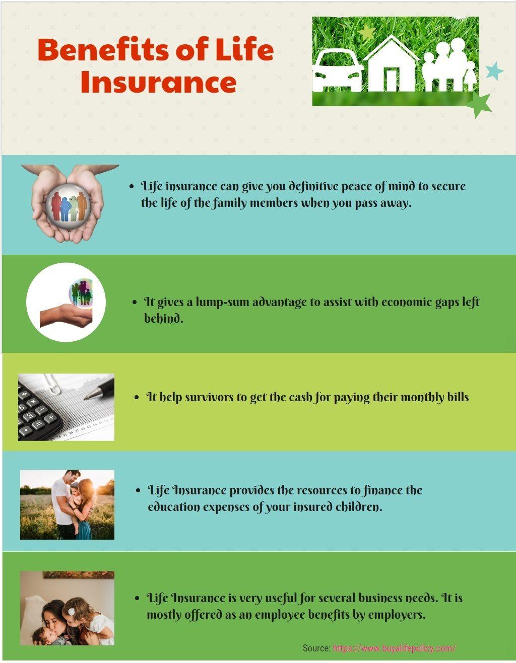 Benefits of life insurance benefits of life insurance