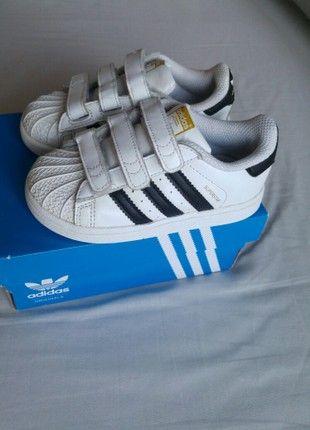 Kupuj mé předměty na  vinted http   www.vinted .cz deti kluci-boty 18780462-top-detske-adidas-superstar-v-zaruce 3dd82cbbc7
