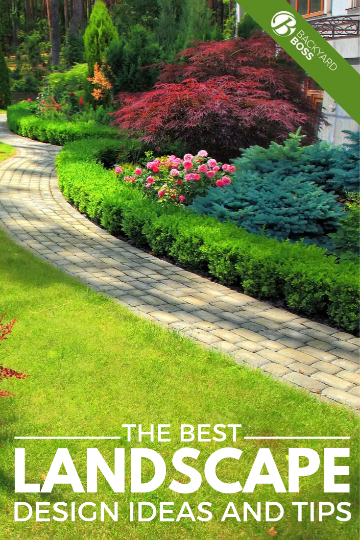 The Best Landscape Design Ideas And Tips Cool Landscapes Landscape Design Outdoor Gardens