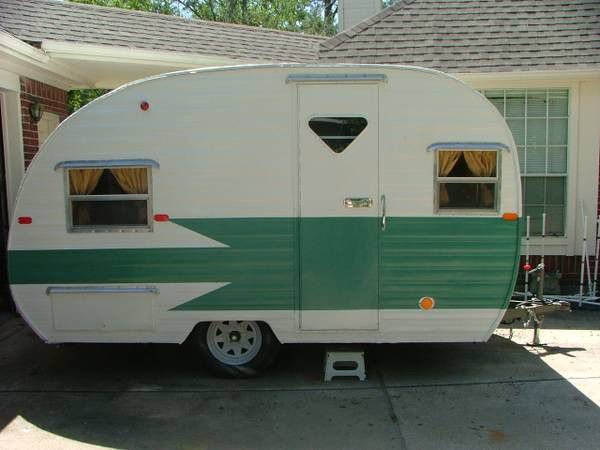 Mobile Scout Trailers Are Highly Regarded And Some Vintage Trailer Collectors Say They Were The Best Made Camper Of Their Era