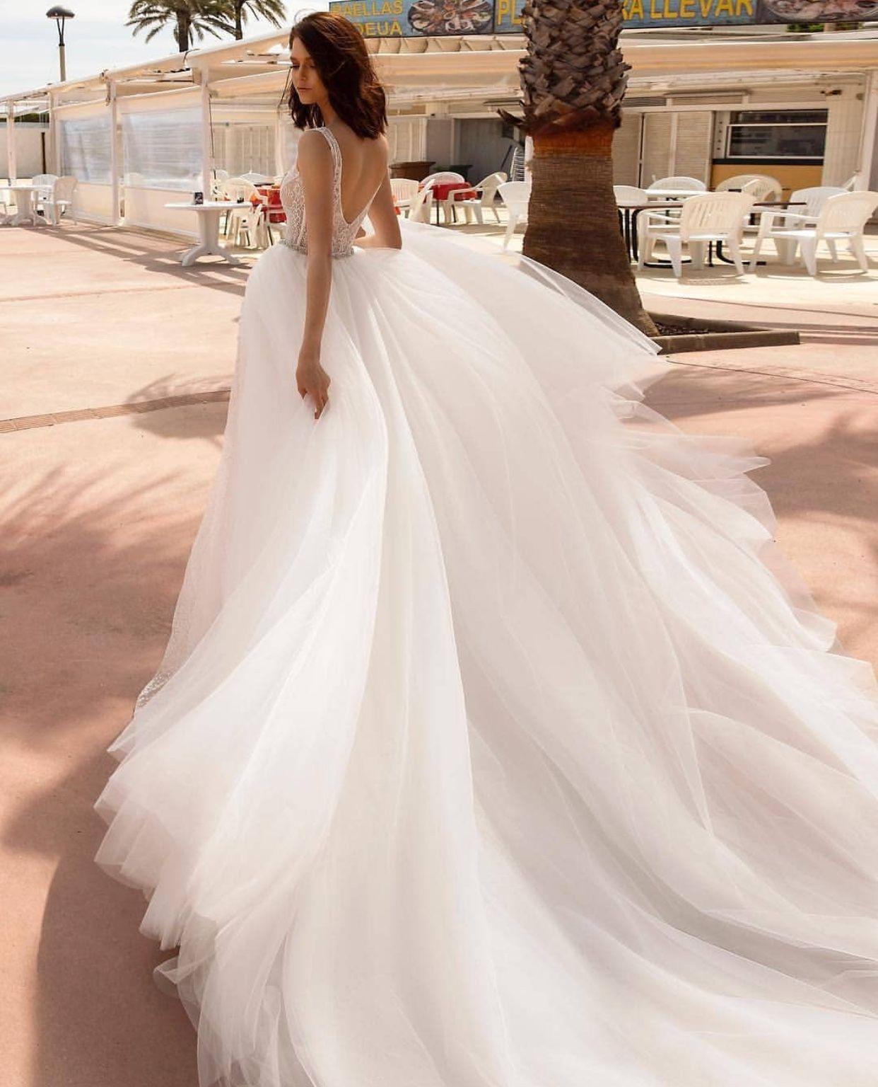 So pretty Wedding dress bustier, Tulle wedding skirt