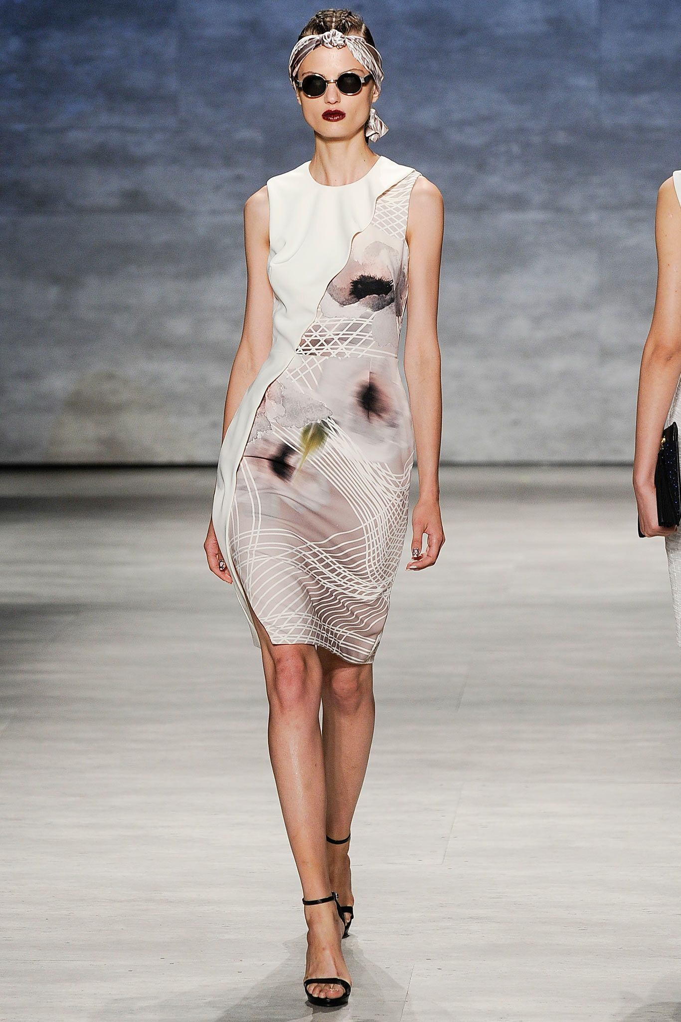 Spring readytowear bibhu mohapatra nyc fashion week ss