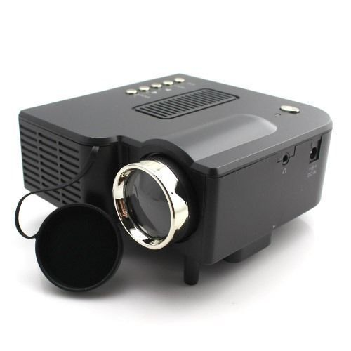 Sangdo UC28 24W Pro Portable HDMI Mini Home LED Projector 60 Cinema Theater Black * Check out this great product.