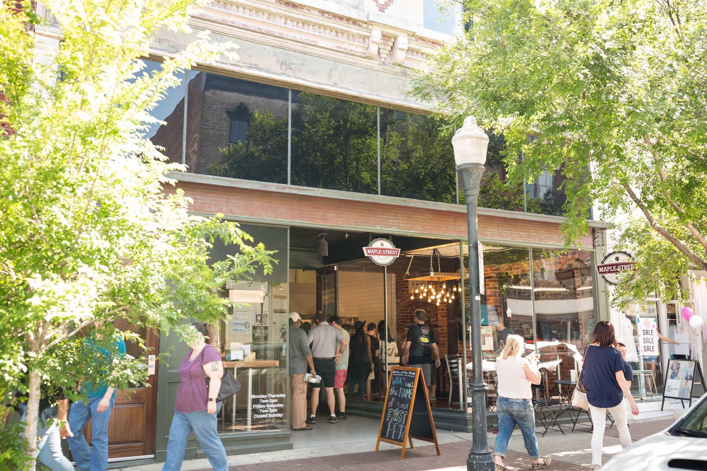 Maple Street Biscuit Company Savannah Savannah Ga Biscuits