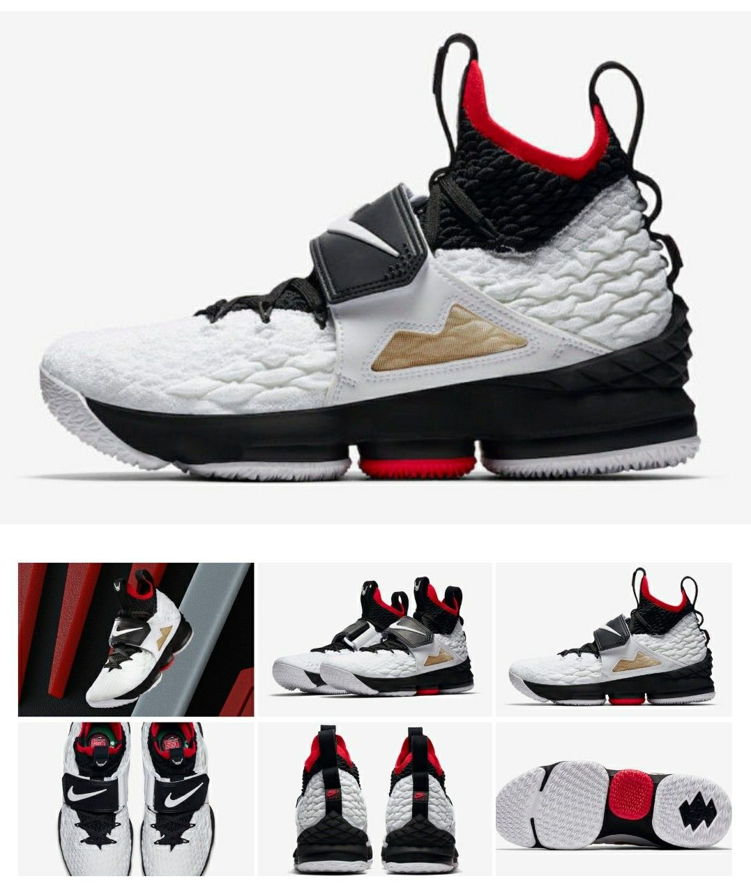 5be64991d56 Nike LeBron 15