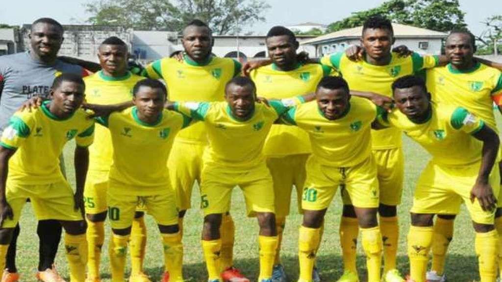 Nigeria Premier League: Plateau United tops the League http://bit.ly/2nUed4X #Nigeria http://bit.ly/2oS6hP2