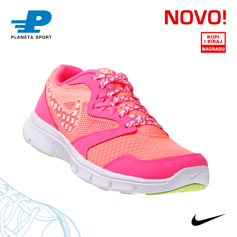 PATIKE NIKE FLEX EXPERIENCE 3 GG 653698602 Nike flex