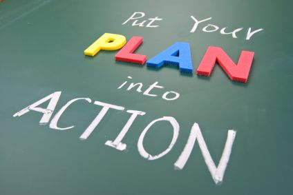 Plans Are Good But Plans Without Action Are Meaningless Are You