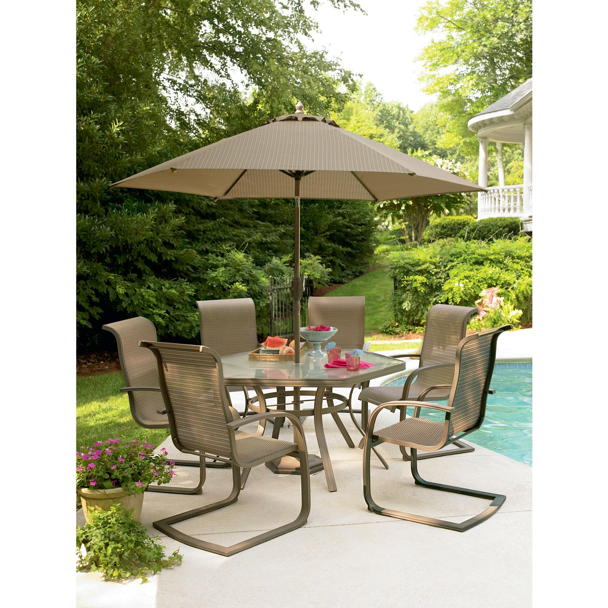 Sears Outdoor Table Lamps