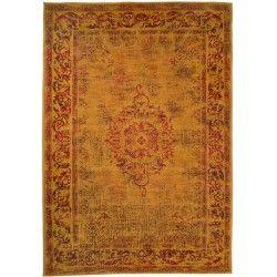 Vintage Pinkpop – Cherry Gold Brinker Carpets  #vloerkledenloods #vintage #rugs