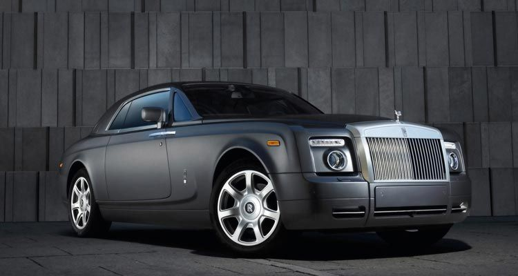 Rolls Royce S New Phantom Drophead Coupe Sports A Steel And