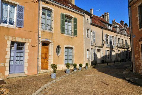 Rue Calme Dans La Vieille Ville De Belleme Avec Images Belleme Maison De Campagne Francaise Normandie