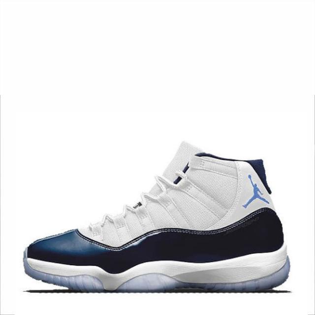 Original New Arrival Authentic Nike Air Jordan 11 Retro Win Like 96 Men s  Basketball Shoes Sneakers c6d369462