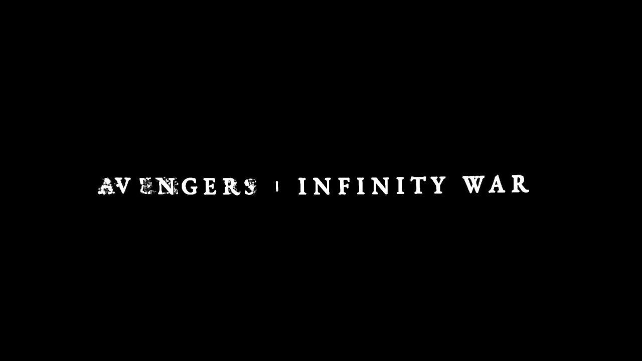 [SPOILERS] The End Credits Of Infinity War in HD