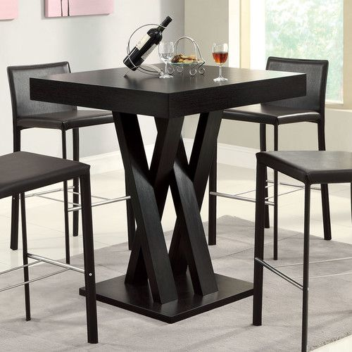 Found It At Wayfair Millennium Park Pub Table Furniture - Wayfair high top table