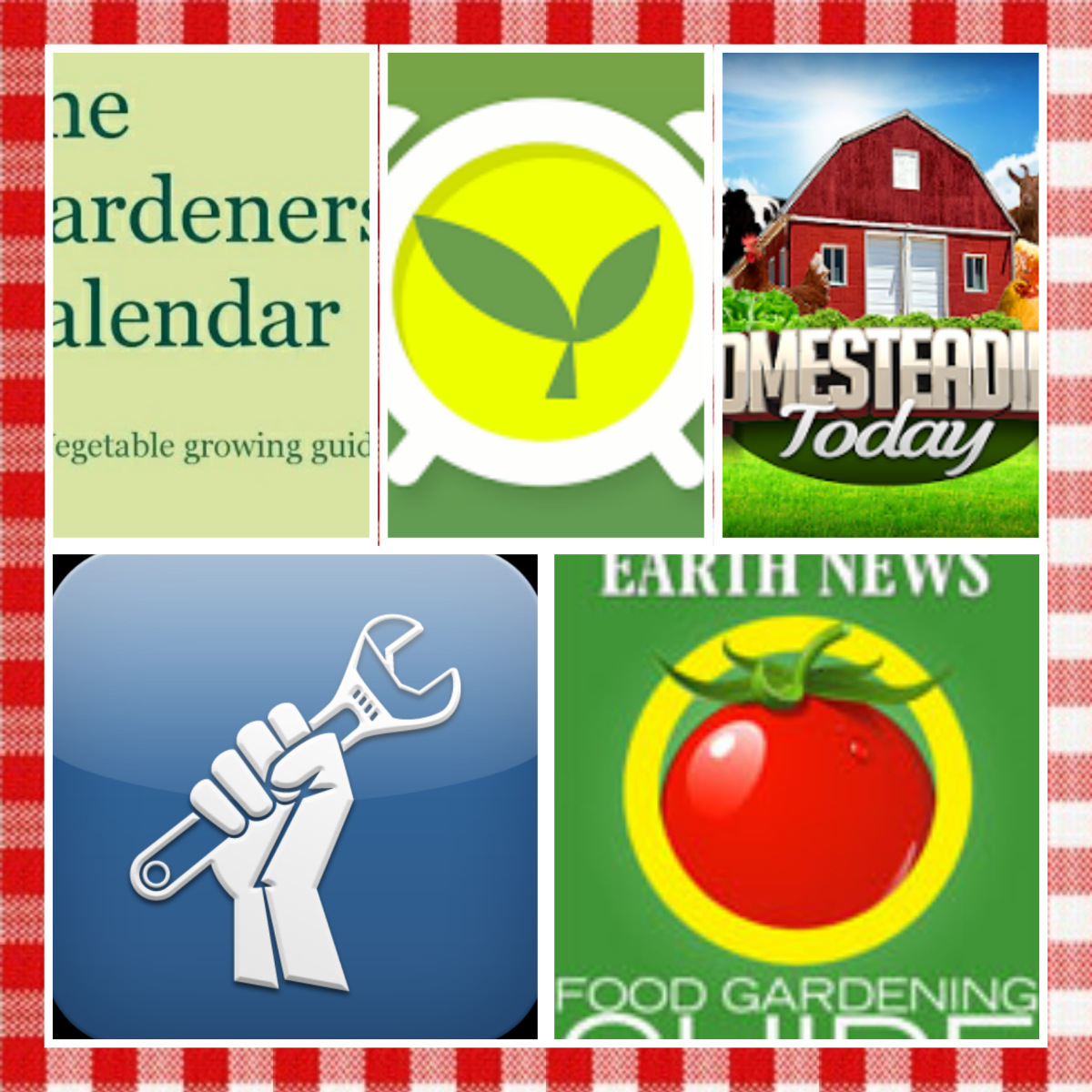 5 Great Apps You Can Use On The Homestead