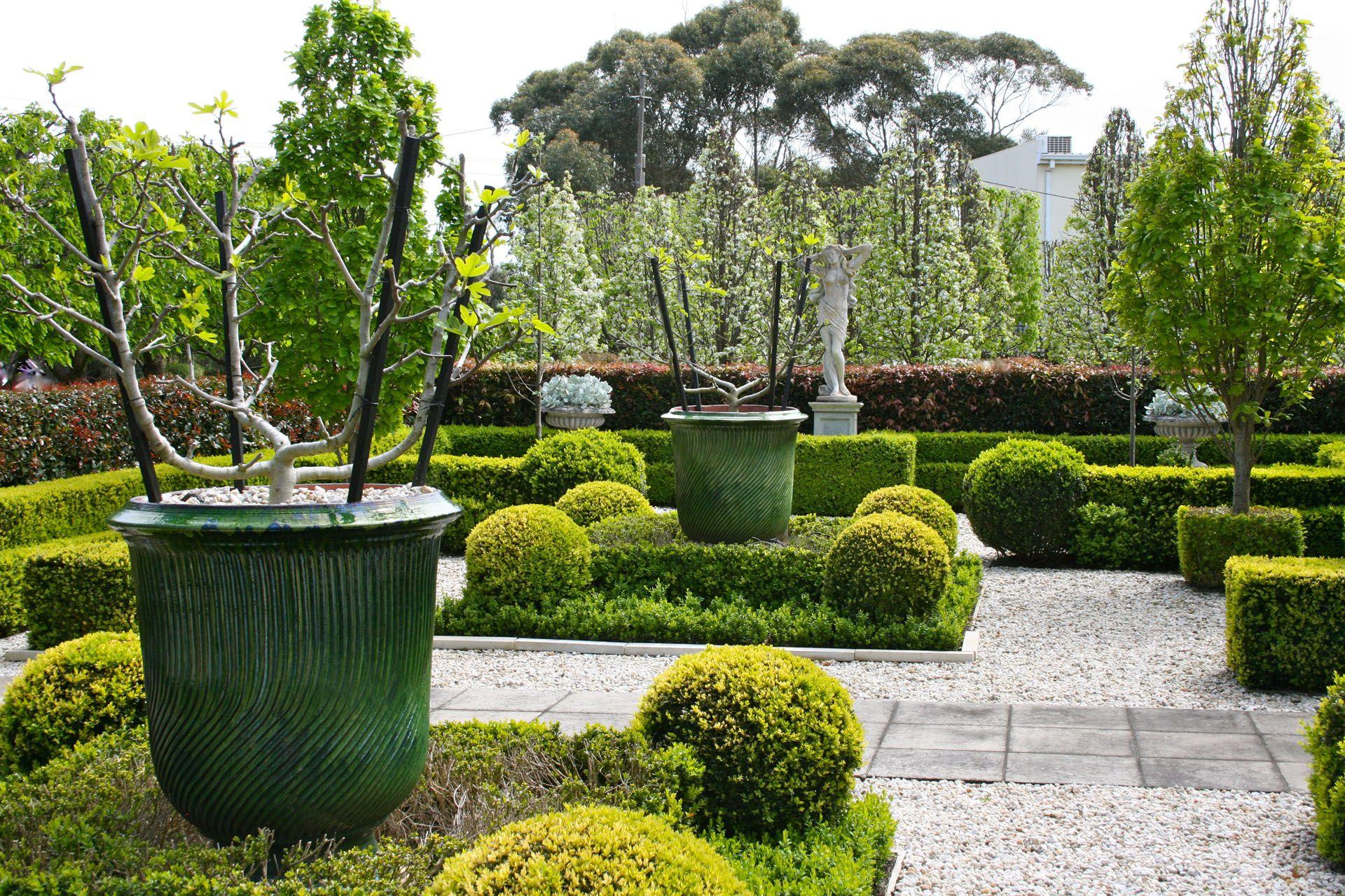 Andrew Stark Garden Design Garden Pottery Outdoor Gardens