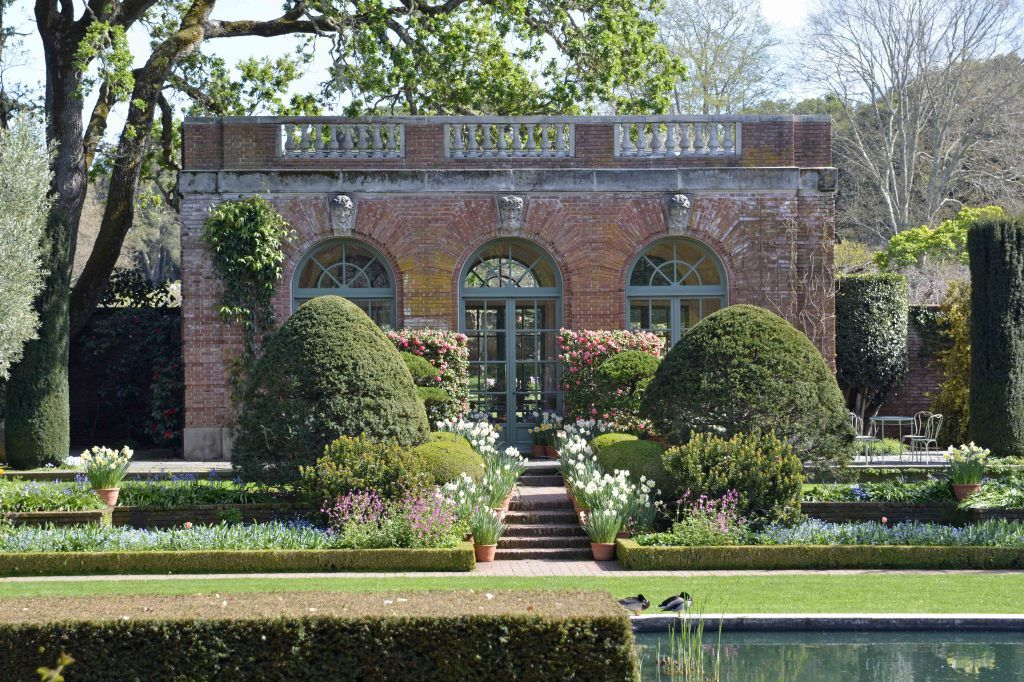 Garden Visit Filoli Outdoor buildings, Garden buildings