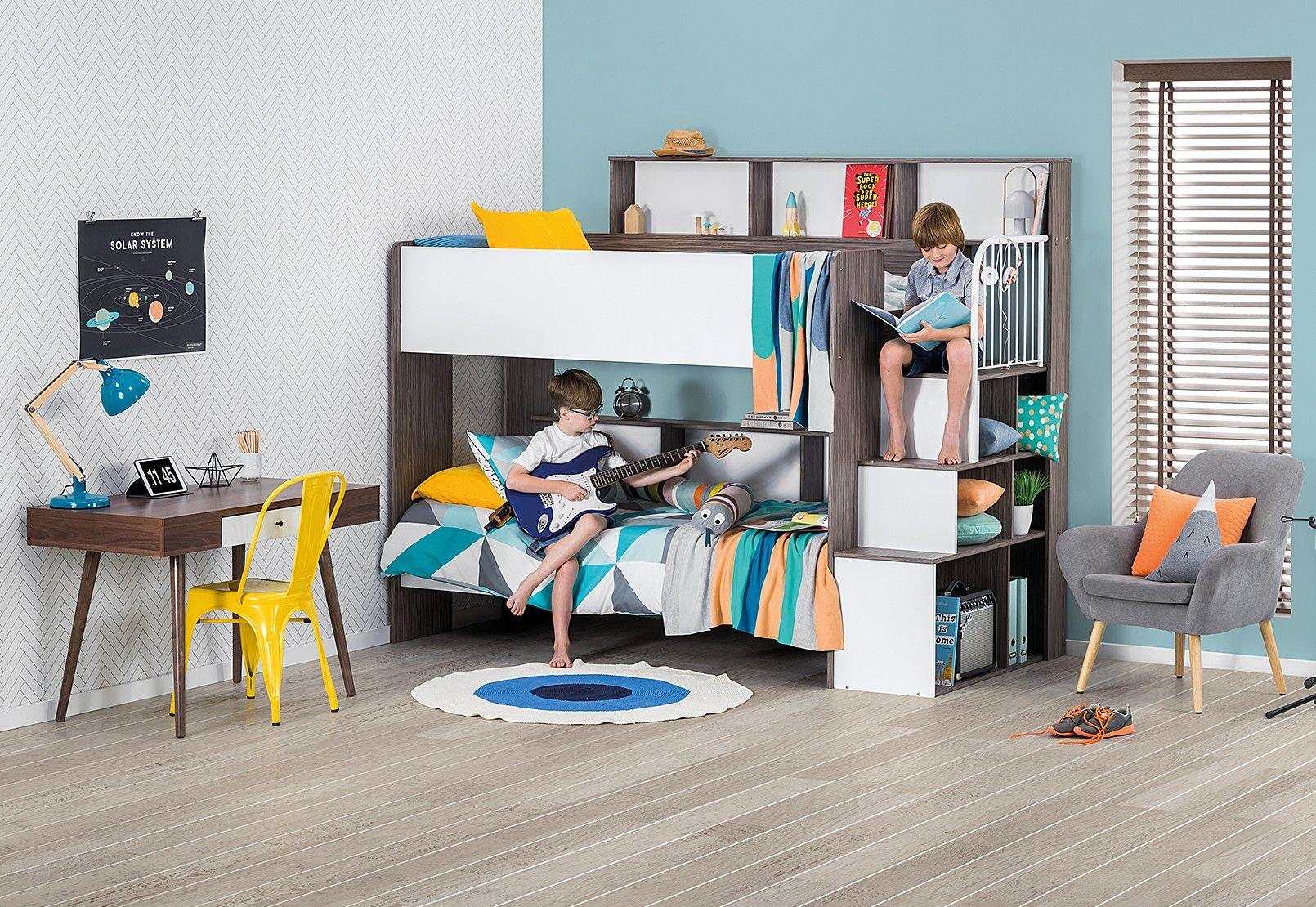 Jason Double Bunk Bed Super A Mart Double Bunk Beds Kids