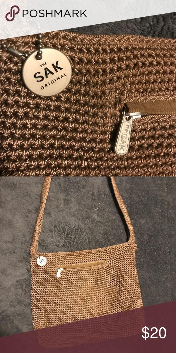 Original Vintage Sak Purse Original 90 S Sak Purse The Sak Bags Shoulder Bags Sak Purses Purses Bags