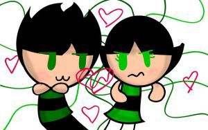 Butch and Buttercup