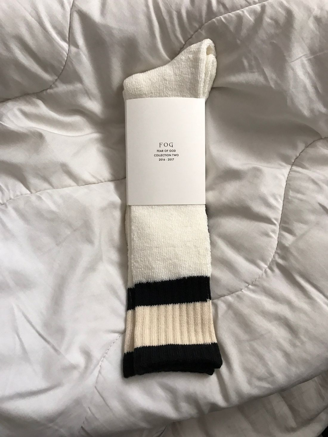 6d230ad2646 Fear Of God Fear Of God Socks Size One Size  53 - Grailed ...